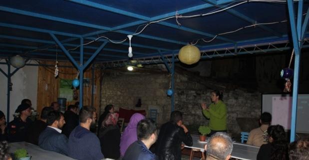 Aizanoi iftar yemeği ve kültürel miras eğitim programı