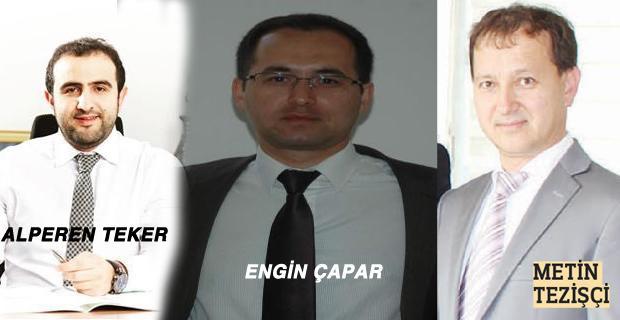 AK Parti Odunpazarı için üç isim çağrıldı