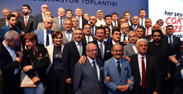 Başkan Büyükerşen İmamoğlu İçin İstanbul'daydı