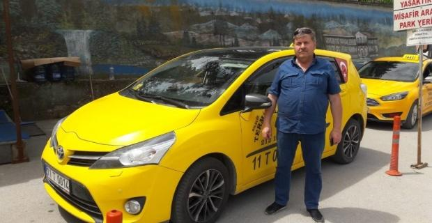 Bilecik Aktif Taksi ve Taksi Derneği Başkanı Fikret Yılmaz oldu