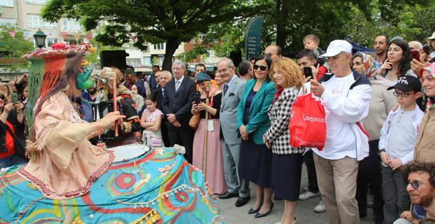 Çocuk ve Gençlik Tiyatroları Festivali başladı