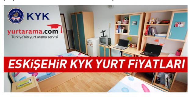 Eskişehir KYK Yurt Fiyatları