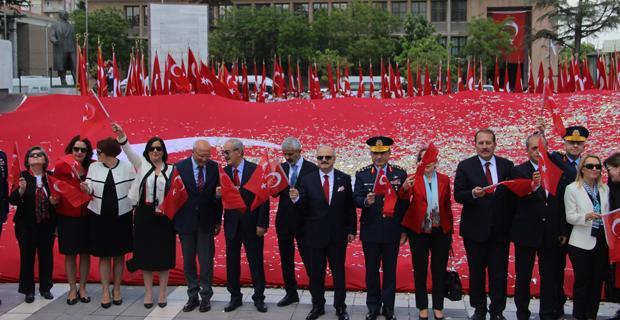 Eskişehir'de 19 Mayıs coşkusu