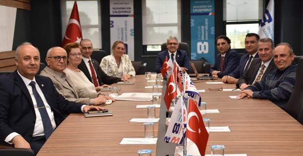 Eskişehir ve Bursa'dan eğitim iş birliği