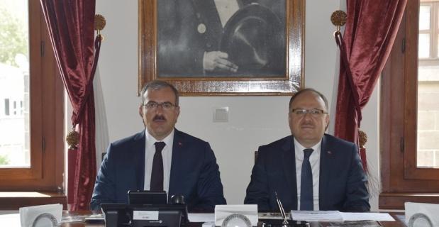 FRİGKÜM Birlik Meclisi olağan toplantısı yapıldı