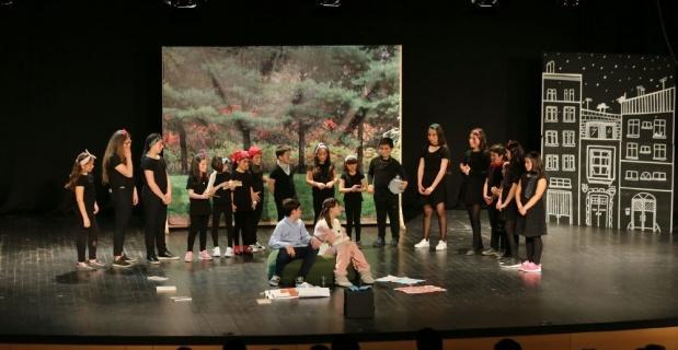 Odunpazarı'nda çocuk tiyatro günleri