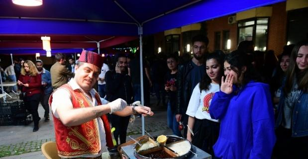 Öğrenciler 'Ramazan Sokağı'nı sevdi