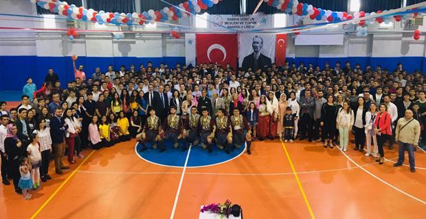 Sabiha Gökçen'de 100. yıl kutlaması