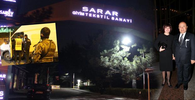 Sarar'dan o korkunç olayla ilgili açıklama