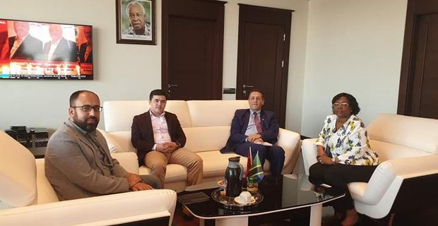 Tümsiad Eskişehir Afrika'ya açılıyor