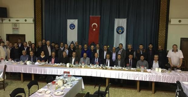Türk Enerji-Sen Batı Anadolu şubesinden iftar