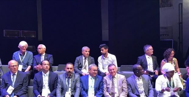 Başkan Alim Işık, İtalya'da Kütahya'yı tanıttı