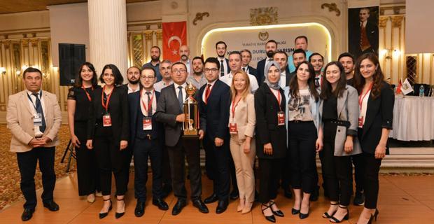 Eskişehir Barosu bir kez daha şampiyon