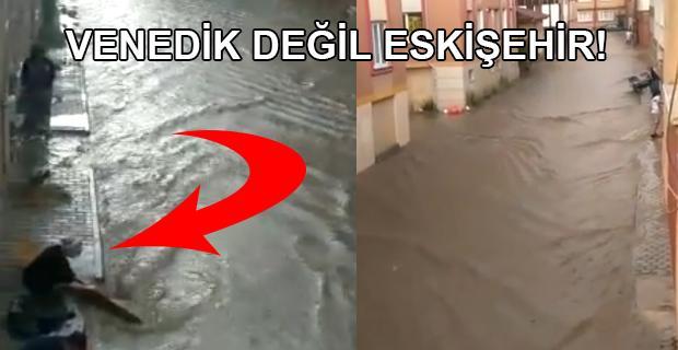 Eskişehir'de altyapı alarm veriyor