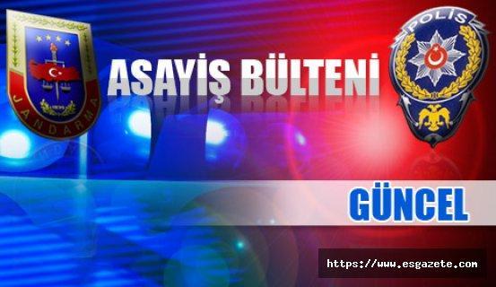 Eskişehir'de kablo hırsızlığı şüphelileri yakalandı