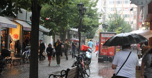 Hafta boyunca yağışlar sürecek