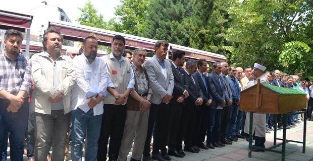 Mursi için gıyabı cenaze namazı