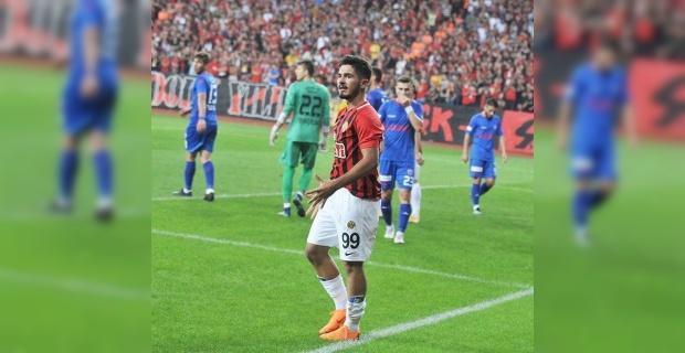 Fıratcan Üzüm, Eskişehirspor ile vedalaştı