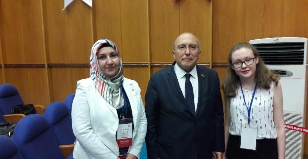 'Uluslararası Sempozyumda' Eskişehir'i başarıyla temsil ettiler
