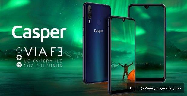 Casper'dan yeni telefon