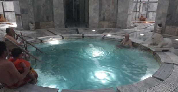 Emet'te Osmanlı Hamamı yenilendi