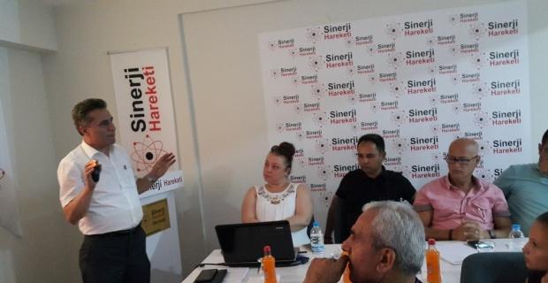 Eskişehir Sinerji Hareketi, 'Eğitim Kampı'nda eğitimlerini sürdürüyor