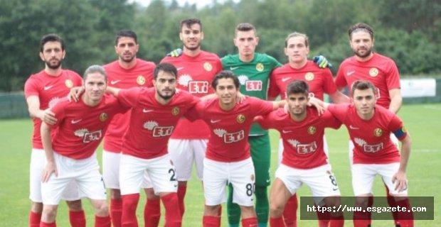 Eskişehirspor : 1 - Wisla Puławy : 0