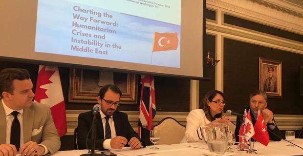 Günay'dan 15 Temmuz Vurgusu Ve Ortadoğu Politikası