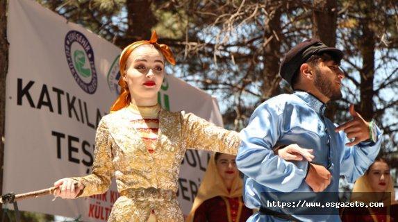 Karaçay-Malkar Türkleri festivalde buluştu