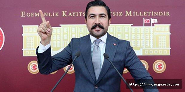 Milletvekili Özkan, Eskişehir'de trafik kazası geçirdi