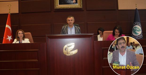 Murat Özcan: Su zammı geri çekilsin