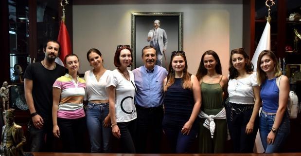 """Ataç'tan """"Women In Power"""" projesine destek"""
