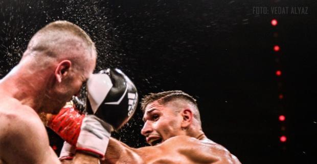 Dünya devi Türkiye'de boks galası düzenliyor