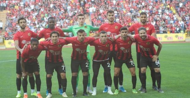 Eskişehirspor'dan ETİ vefası