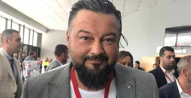 Osman Taş istifa dilekçesini yönetime sundu