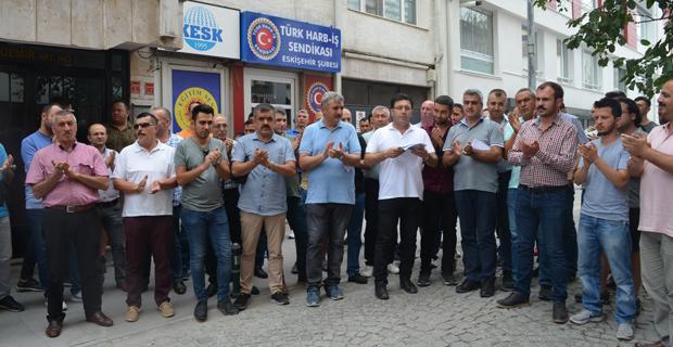 Türk İş emanete sahip çıkmadı