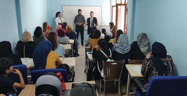 Yabancılara Türkçe eğitim