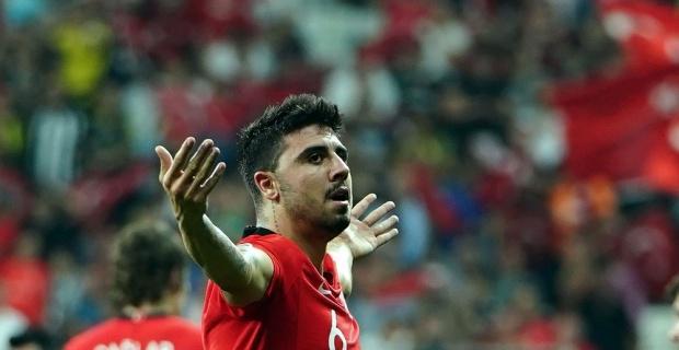 A Milliler Ozan'ın golüyle kazandı