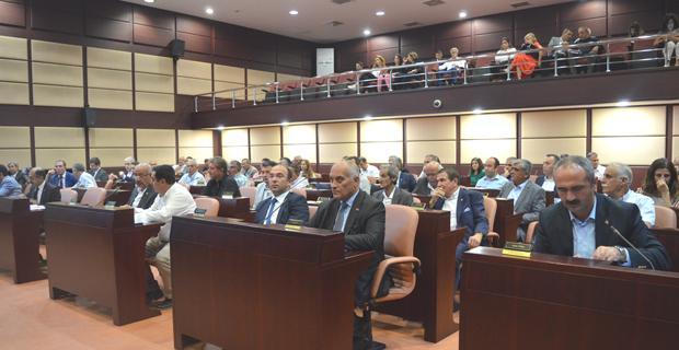 Büyükşehir'de yatırım ve stratejik plan tartışması