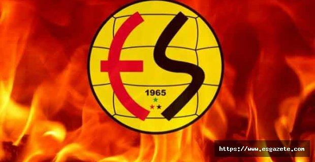 Eskişehirspor'da flaş gelişme