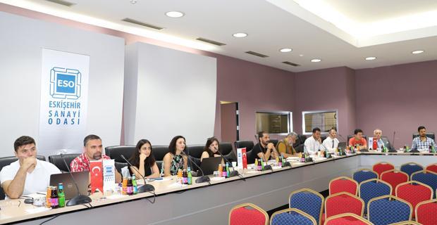 Eskişehir, daha çok uluslararası pazarlara açılacak