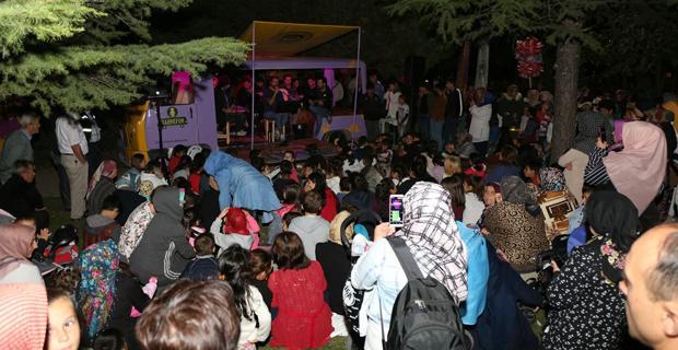 Gündoğdu'da konser