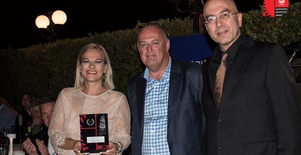 Hamamyolu Projesi 12'nci ödülünü aldı
