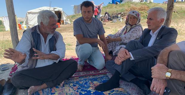 Kabukcuoğlu'ndan tarım işçileri sorusu
