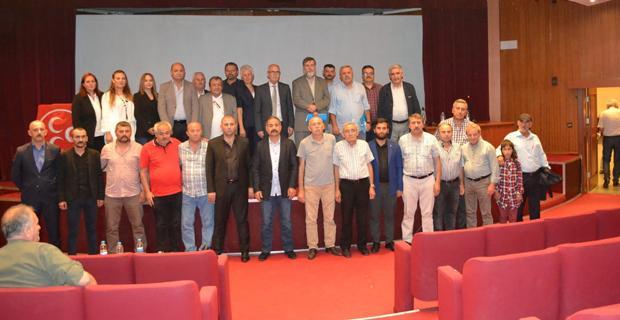 MHP, 12 Eylül Ülkücü Şehitlerini andı