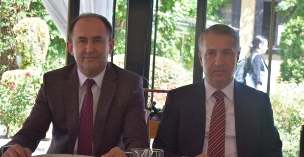 Osman Taş yönetimimizde yer almak istedi
