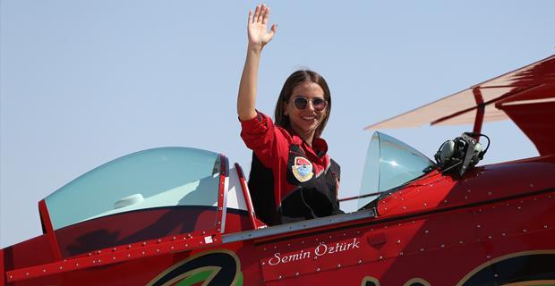 Türk kadınının göklerdeki temsilcisi