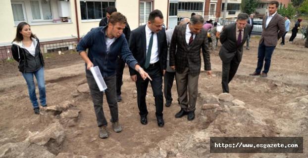 8 bin yıl öncesine dayanan kalıntılar bulundu