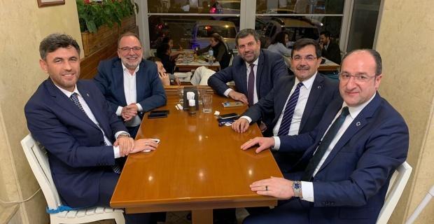 AK Parti başkanlar toplantısı