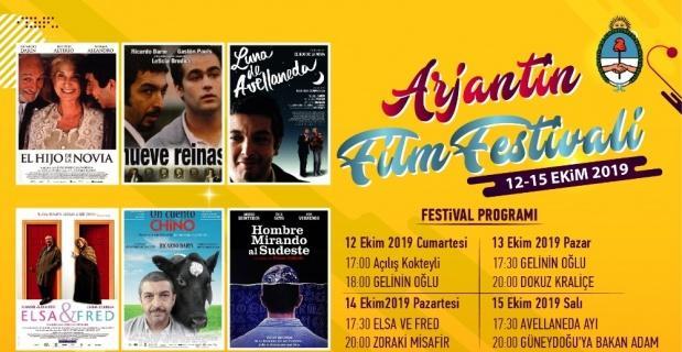Arjantin film festivali başlıyor